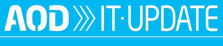 IT update logo