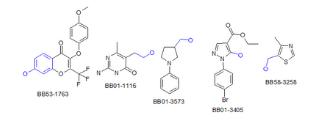 Alkohols and Phenols (5,809 compounds)