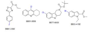 Arylhalides (17,709 compounds)