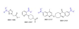 Nitro-compounds (4,227 compounds)