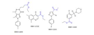 Carboxylic Acids Esters (7,564 compounds)
