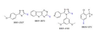 Thiols (1655 compounds)