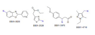 Primery Amines (16,190 compounds)