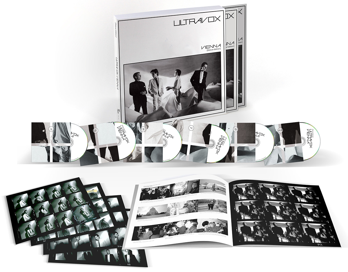 VIENNA [Deluxe Edition]: 40th Anniversary Edition
