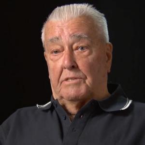 Headshot of veteran Thomas (Tom) John Kirkham