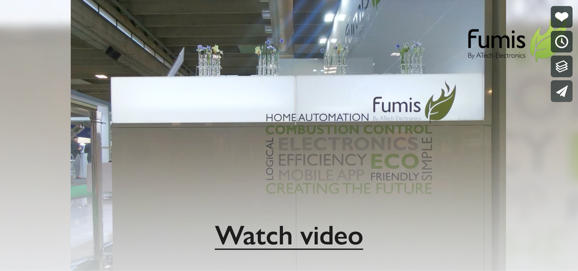 Symbolic image for Fumis PF2020 video