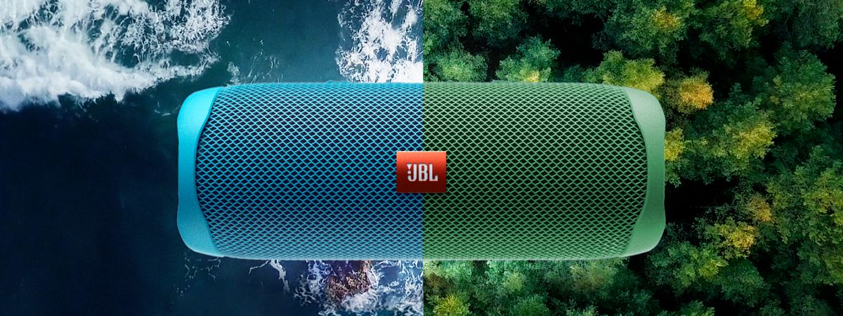 JBL lanza una nueva bocina amigable con el medio ambiente