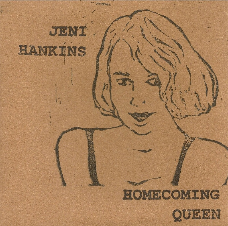 Homecoming Queen CD Cover
