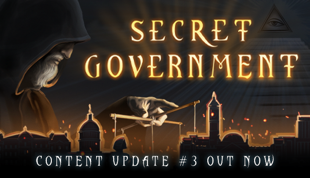 Secret Government receives its third major Early Access content update!