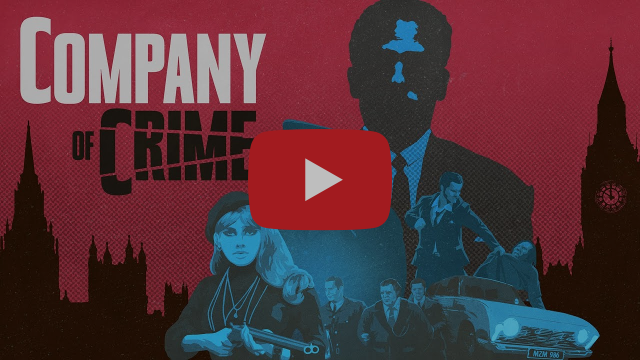 Press release: Company of Crime Game Announcement