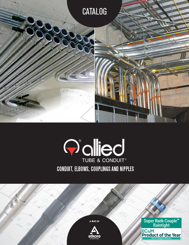 Allied Tube & Conduit Catalog