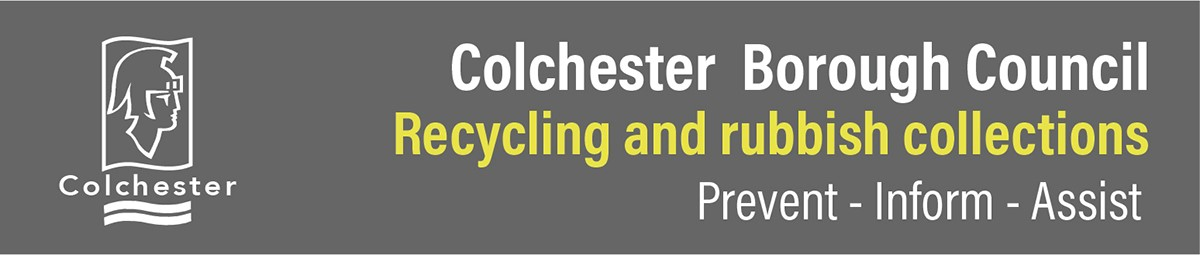 Colchester Borough Council recycling and rubbish collections