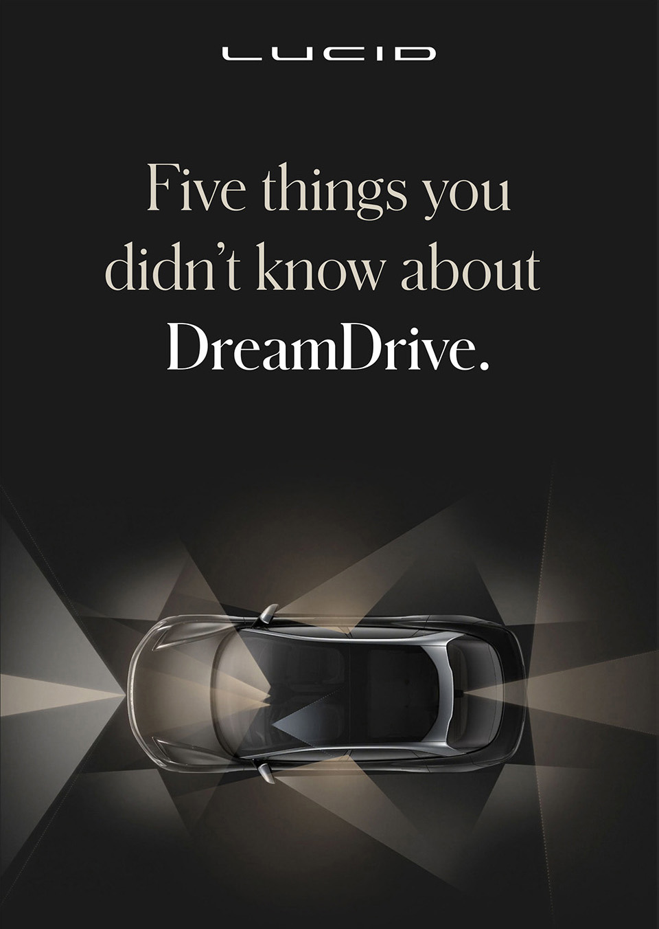 Five things you didn't know about DreamDrive.