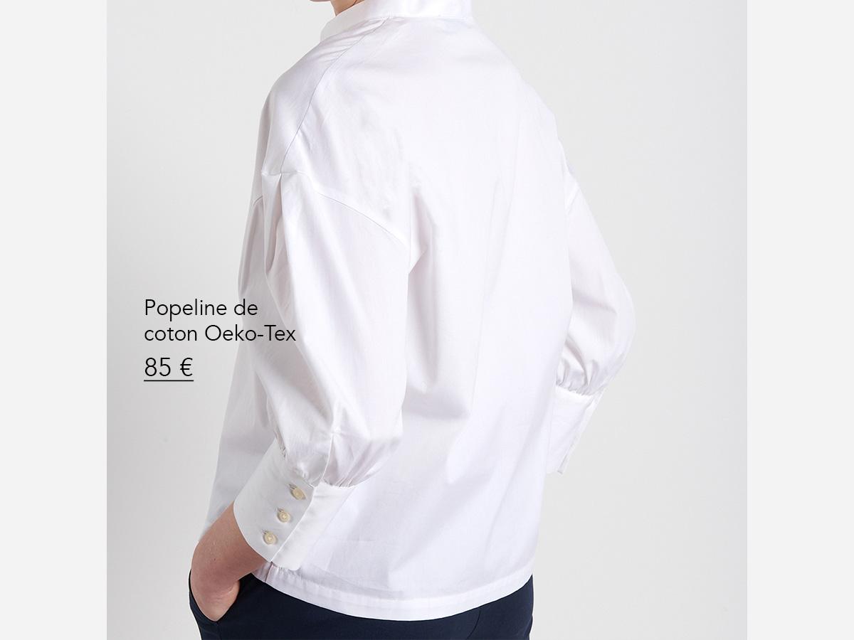 Gonflez votre look - Nouvelles chemises à manches bouffantes