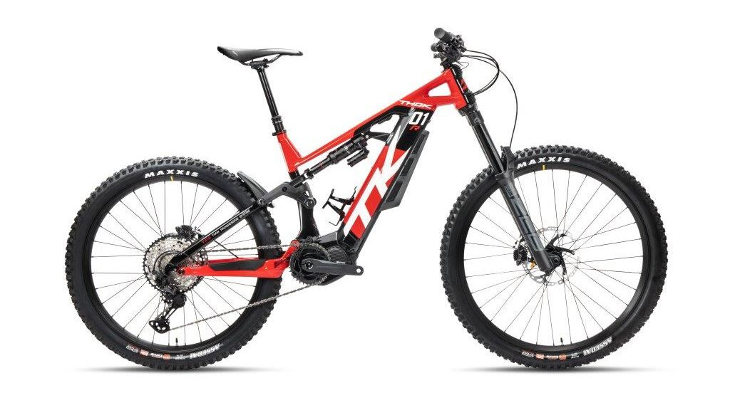 La nuova TK01 R appena lanciata sul mercato