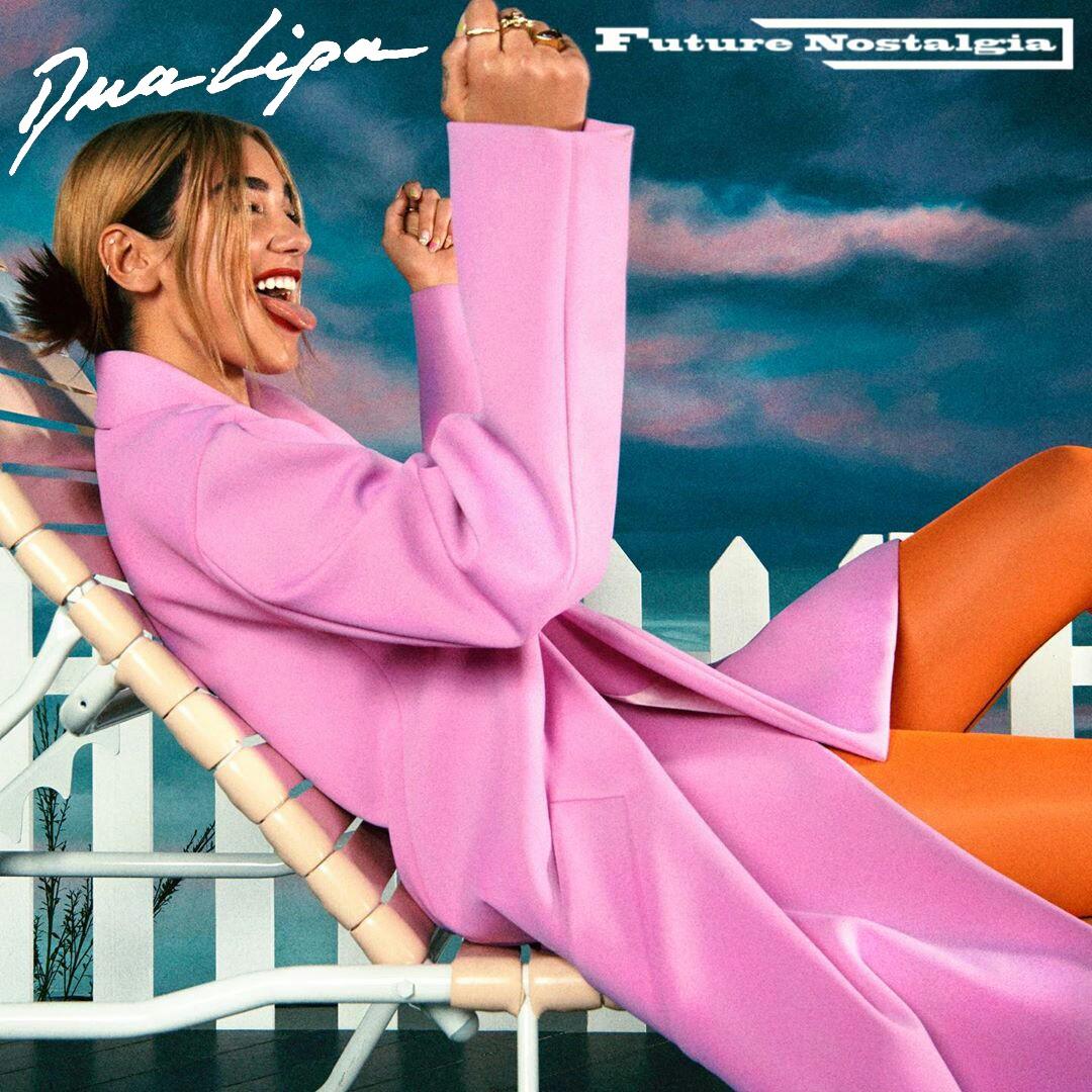 Future Nostalgia album cover