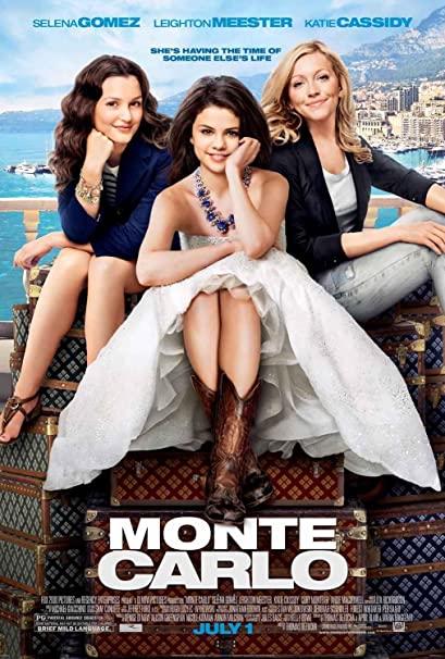 Monte Carlo movie poster