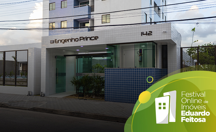 APARTAMENTO NO CORDEIRO EM RECIFE - ENGENHO PRINCE