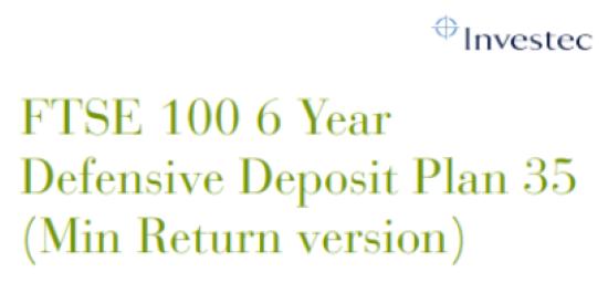 Investec's final tranche
