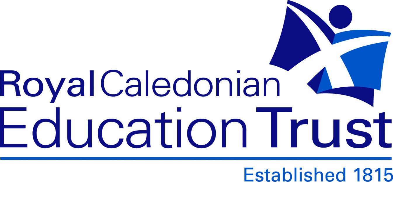 Royal Caledonian Education Trust logo