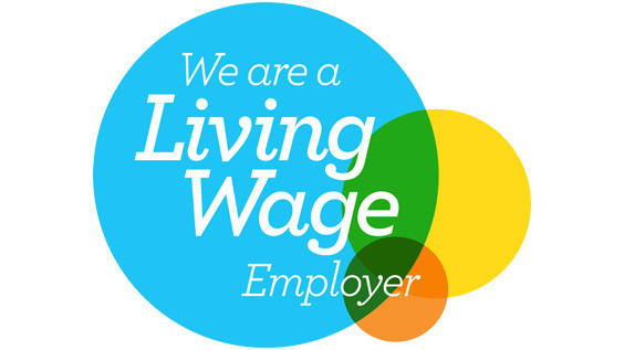 """""""We are a living wage employer"""""""