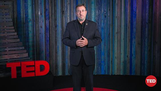 Achim Steiner at TED Salon