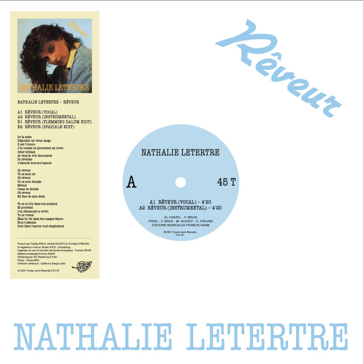 Nathalie Letertre - Rêveur