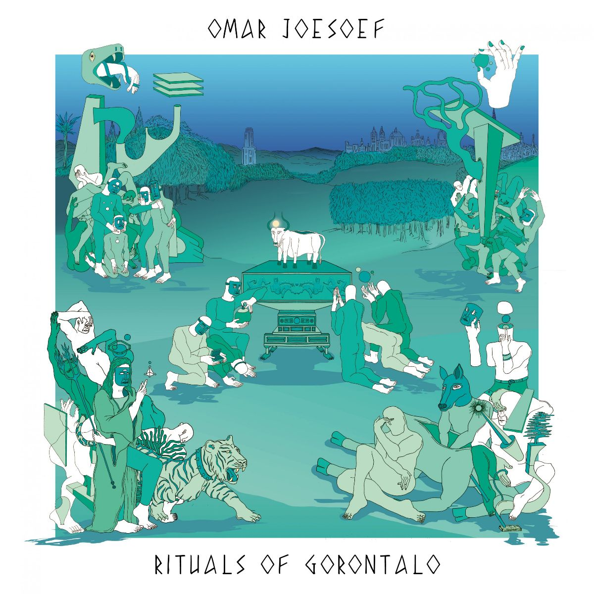 Omar Joesoef - Rituals Of Gorontalo w/ Cosmo Vitelli & Jonathan Kusuma Remixes