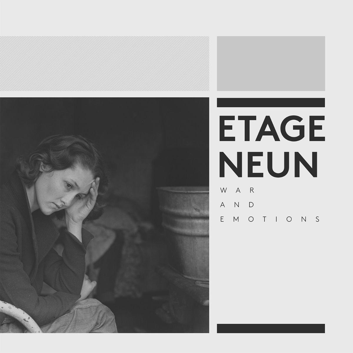 Etage Neun - War And Emotions