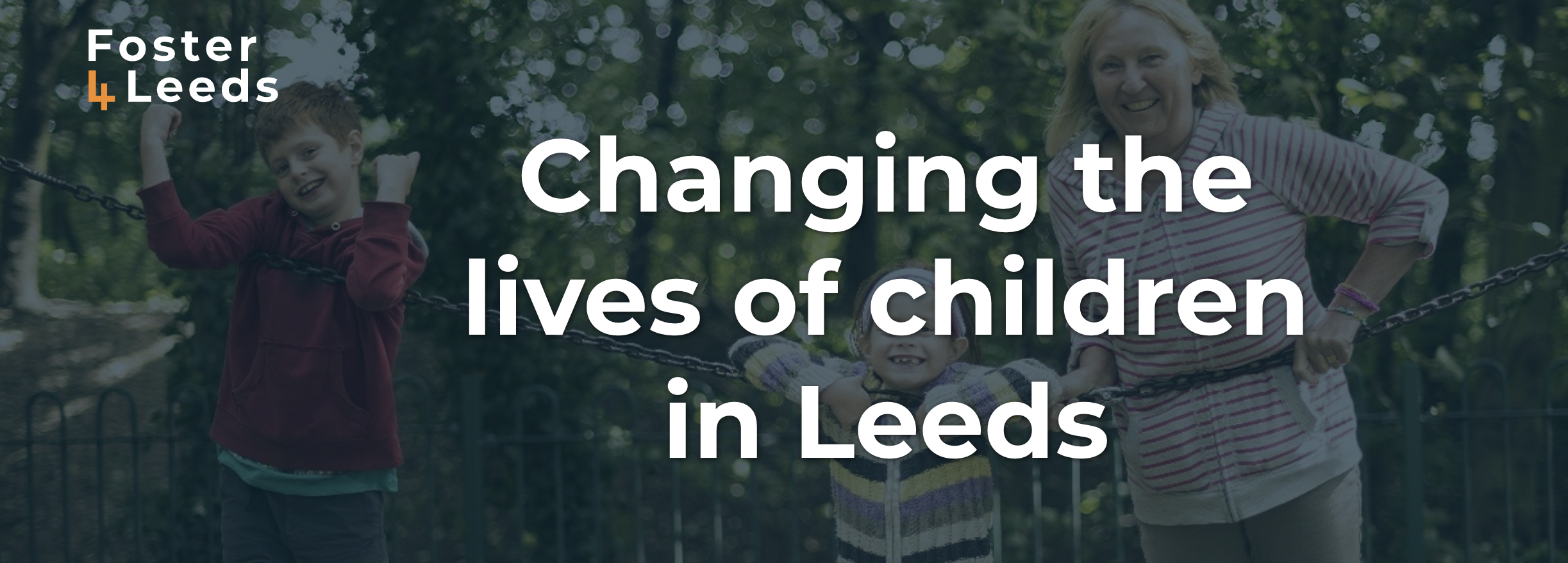 Changing the lives of children in leeds