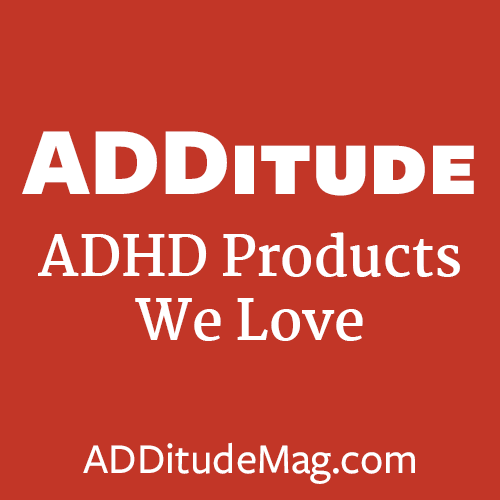 ADDitude's Amazon Storefront