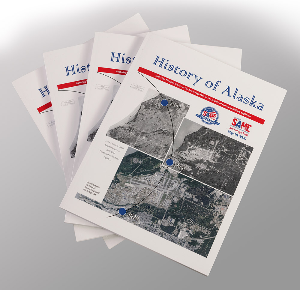 SAME History of Alaska Book