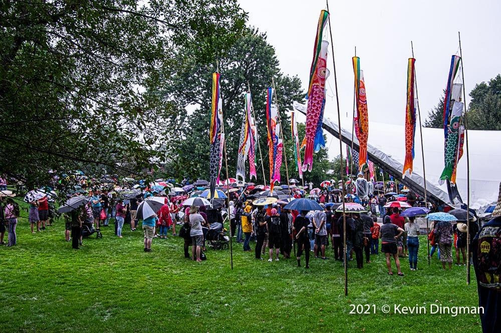 Opening Ceremony (Photo by Kevin Dingman)