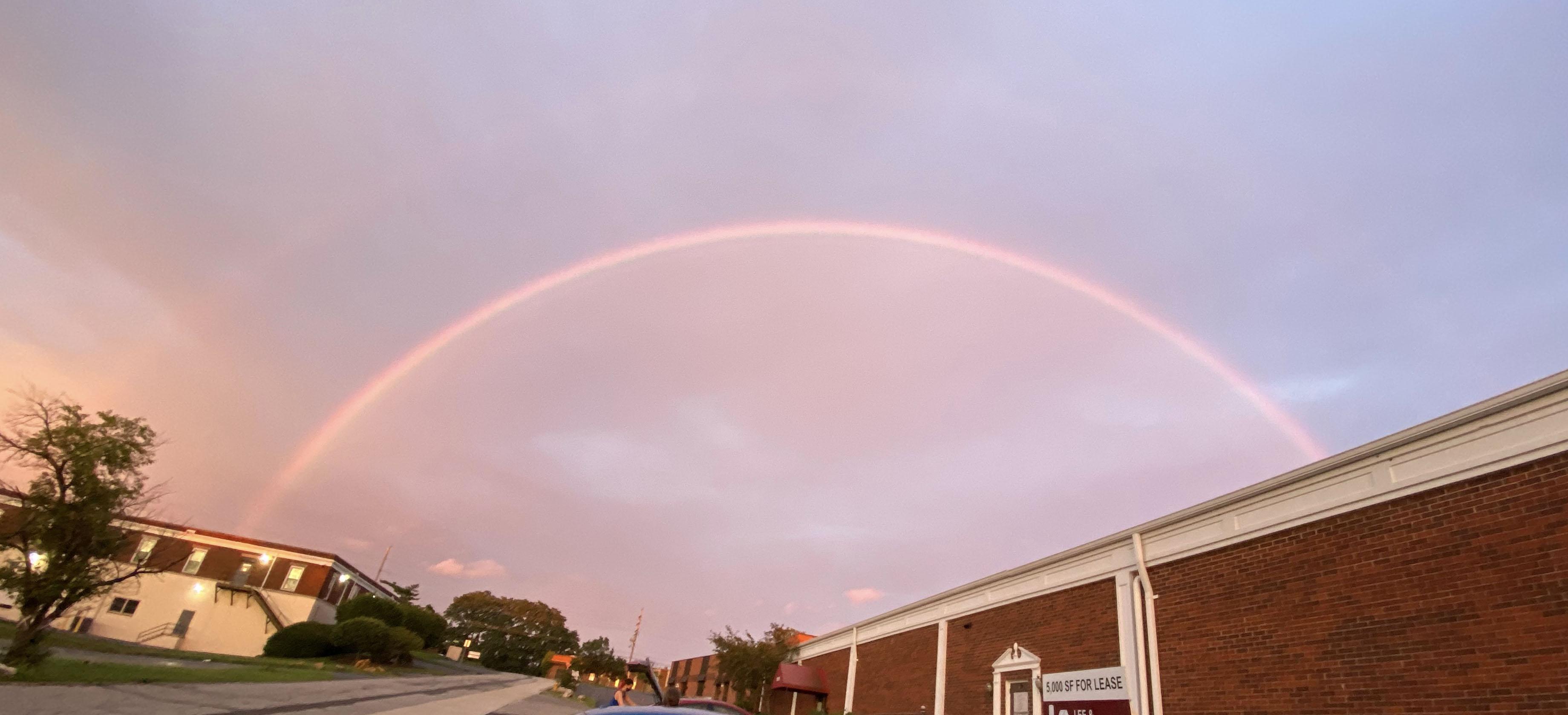Taiko rainbow