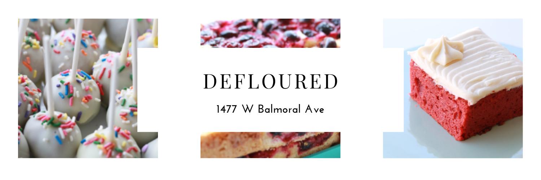 Defloured: A Gluten Free Bakery, 1477 W Balmoral Ave