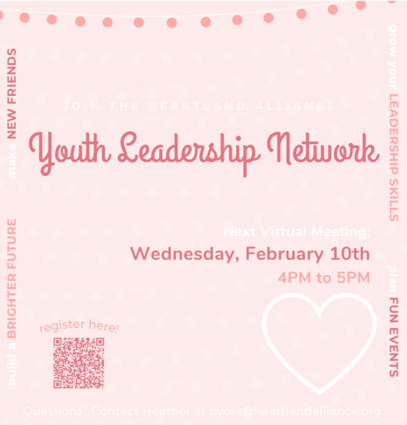 Join the Heartland Alliance Youth Leadership Network