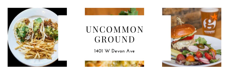 Uncommon Ground, 1401 W Devon Ave