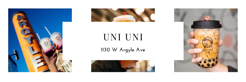 Uni Uni, 1130 W Argyle St