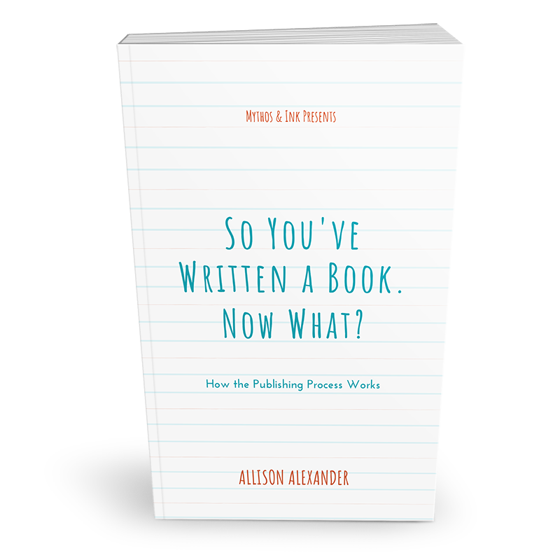 So You've Written A Book Now What? Cover