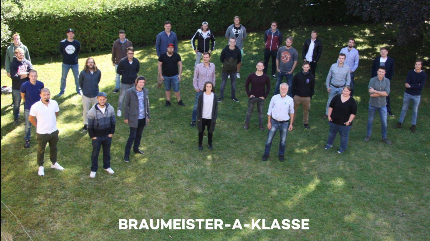 Braumeister-A-Klasse