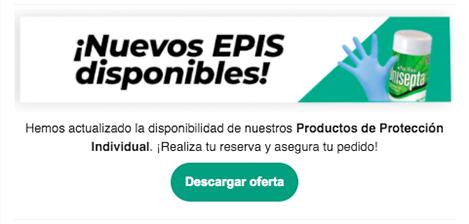 Nuevos EPIS