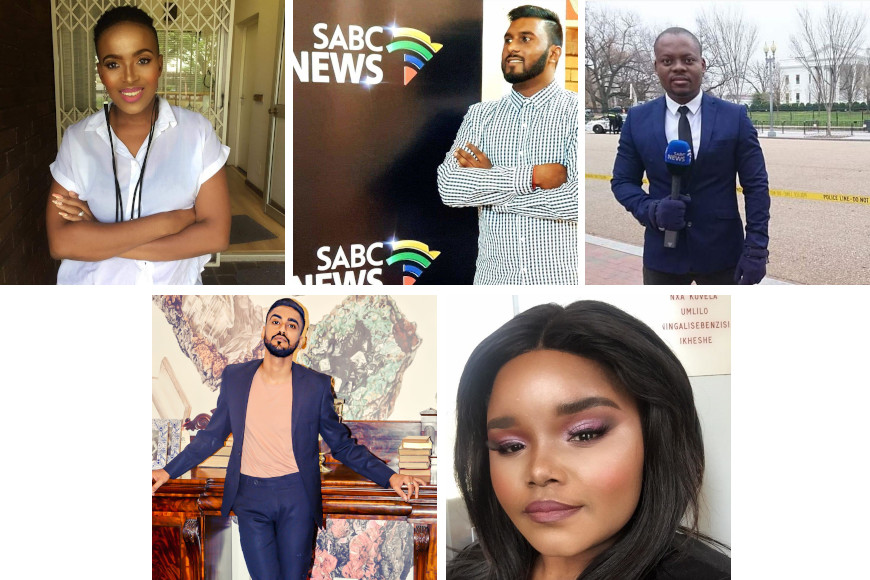 SABC NEWS TEAM TO GRADUATE AT DUT