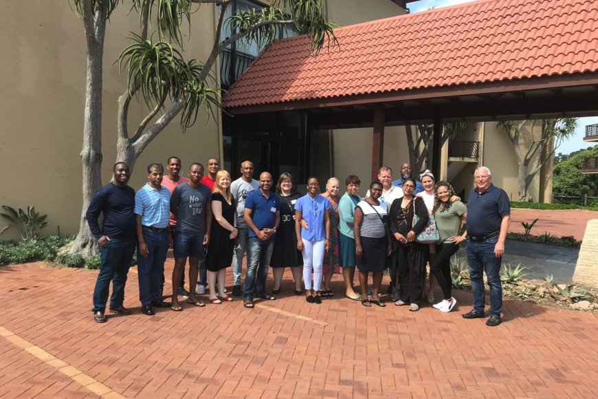 SECOND COHORT OF DUT TEACHERS FINISH THEIR TRAINING ON PROJECT BASED LEARNING