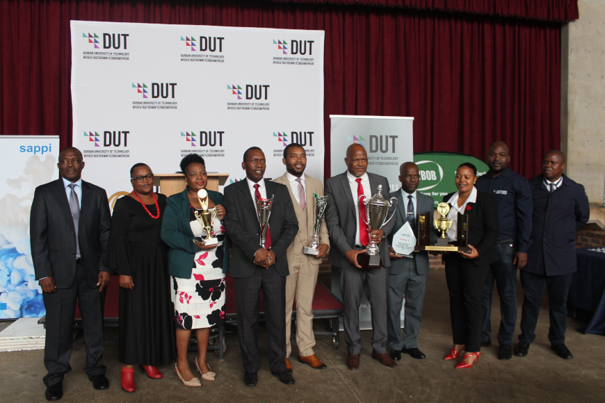 DUT DEPARTMENT OF STUDENT RECRUITMENT STRIVES TO BRING CHANGE AT LOCAL HIGH SCHOOLS
