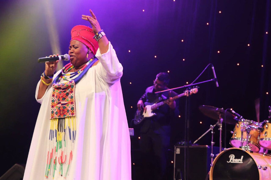 MUSICIAN AND DUT SILVER TUSK RECIPIENT MS. PINKIE MTSHALI HAS SADLY PASSED ON