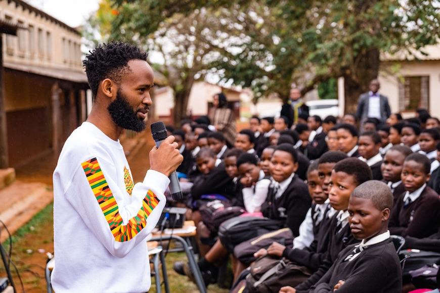 DUT ALUMNI NOMINATED FOR UN PEOPLE'S CHOICE AWARDS
