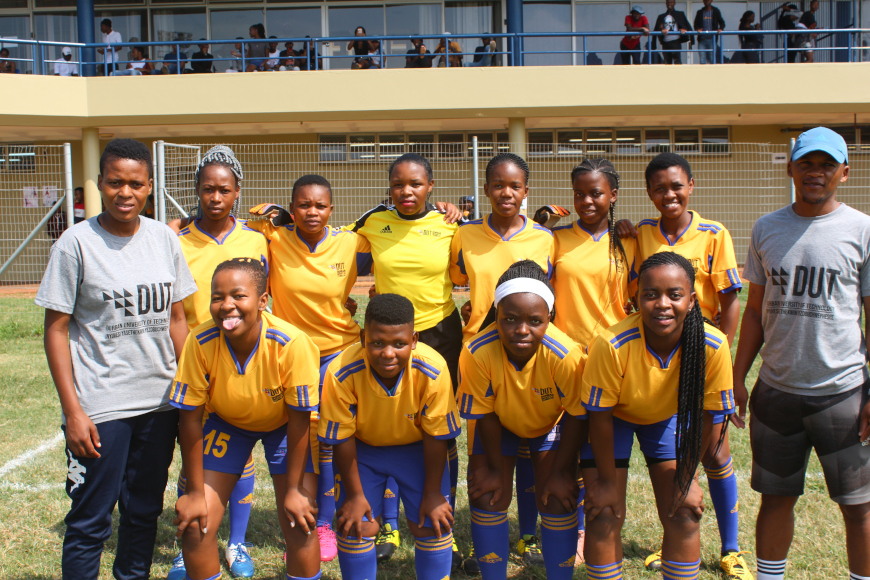 DUT FRESHER'S CUP, A GREAT SUCCESS