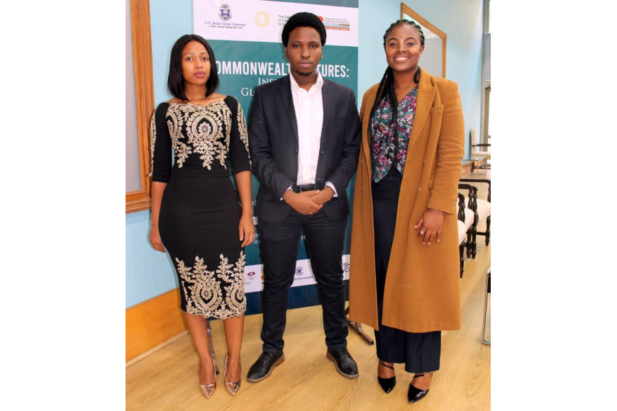 DUT YOUNG LEADERS TALK ON THEIR EXPERIENCE AT THE SECOND COMMONWEALTH FUTURES WORKSHOP IN INDIA
