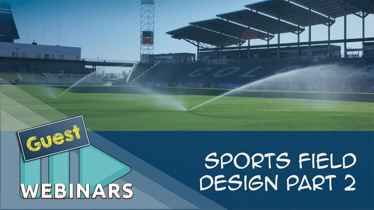 Sports Field Design Part 2