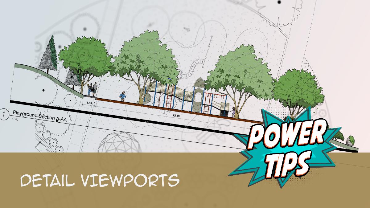 POWER TIP: Detail Viewports